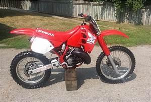 Honda Cr250r 1985