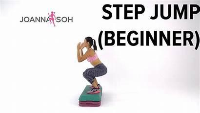 Step Jump Exercise Beginner