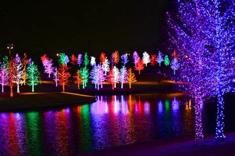 christmas lights from dallas on the ground vitruvian park makes the holidays bright nmhs blue prints