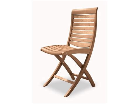 wooden folding chair for outdoor use idfdesign