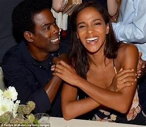 Chris Rock's girlfriend Megalyn Echikunwoke flashes ...
