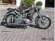 1953 Year Motorcycles With Pictures Page 3