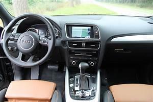 Audi Q5 Interieur : rijtest audi q5 2 0 tfsi quattro 2013 verslaafd aan benzine ~ Voncanada.com Idées de Décoration