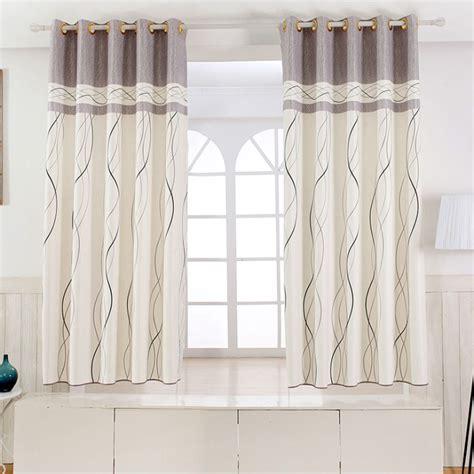 1 panel curtains window decoration modern kitchen