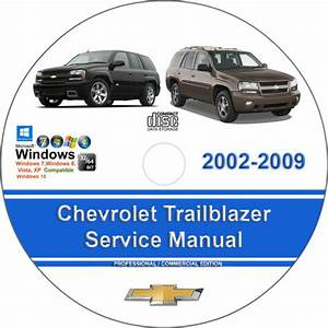 Chevrolet Trailblazer 2002 2003 2004 2005 2006 2007 2008