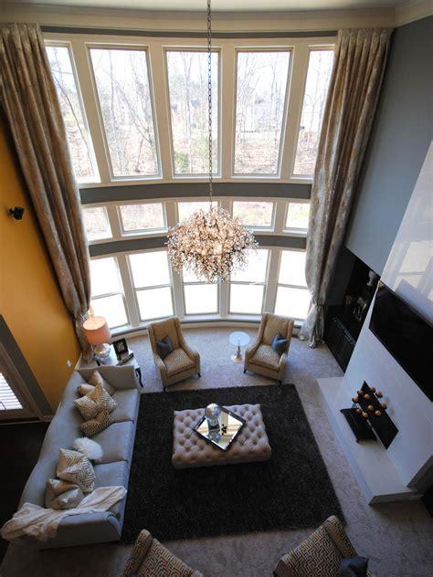 curtain ideas for living room 2 windows photos hgtv