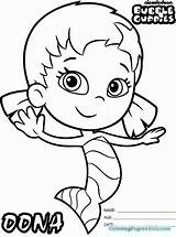 Guppies Bubble Coloring Pages Oona Nickelodeon Colouring Sheets Cute Guppy Birthday Google Outline Printable Molly Bubbles Characters Coloringpagesfortoddlers Character Disney sketch template