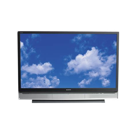 sony kds 50a2000 sxrd tv quick review paultech network