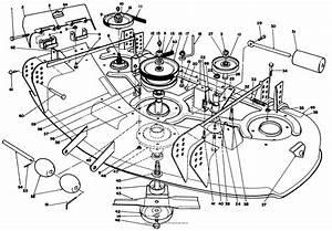 Toro Professional 30144  44 U0026quot  Side Discharge Mower  1994