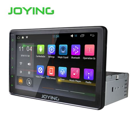 android autoradio 1 din 8 quot inch touch screen android single 1 din car stereo autoradio audio radio car