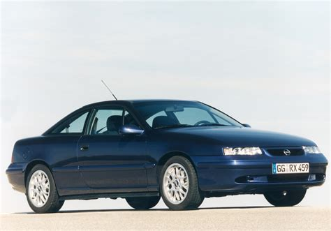 Opel Calibra by Remembering Opel S Calibra Coupe As It Turns 25 Years