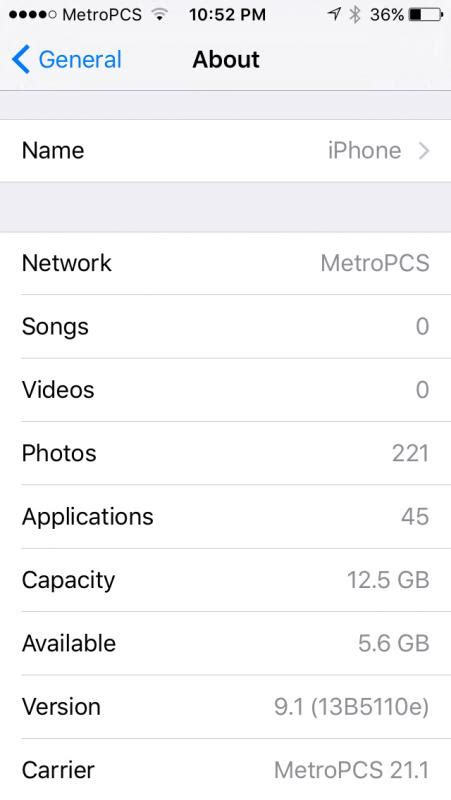 metro pcs apn iphone iphone users on metropcs