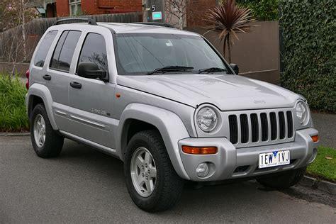 2004 jeep grand cherokee wheels jeep liberty kj wikipedia
