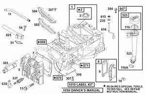 Briggs And Stratton 5hp Carburetor Linkage Diagram Small