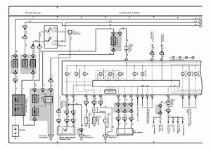 Wiring Diagram Toyota Sequoia