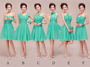 short bridesmaid dresses, blue bridesmaid dresses ...