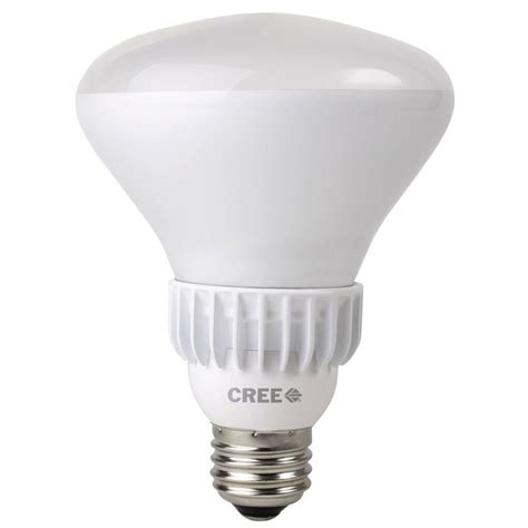 cree  equivalent soft white br dimmable led flood