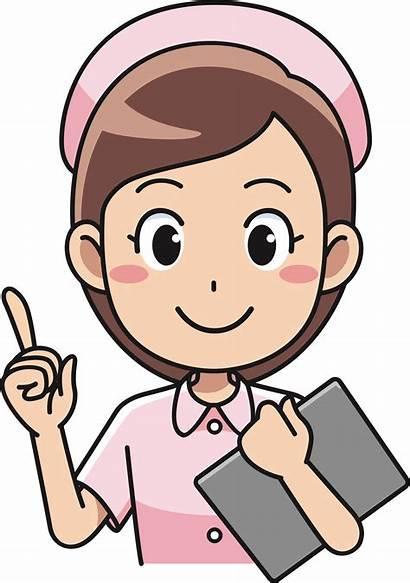 Clipart Student Nursing Nurse Clip Transparent Cliparts