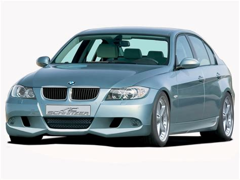 2005 Ac Schnitzer Acs3 Based On Bmw 3 Series E90 Front