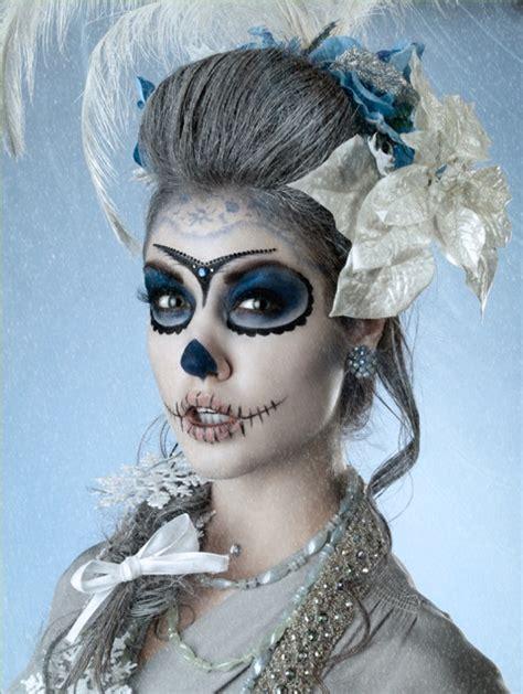 sugar skull makeup Tumblr