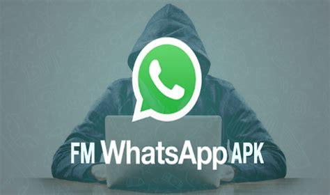 fm whatsapp apk application 2018 free android