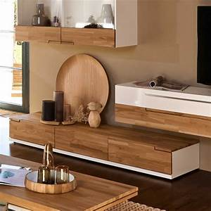 Tv Board Weiß Eiche : lowboard cengura aus eiche wei ~ Buech-reservation.com Haus und Dekorationen