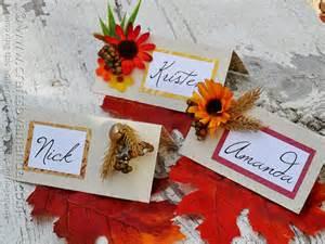 diy thanksgiving place cards inspiration diy