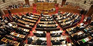 Greek parliament calls for recognition of Palestine state