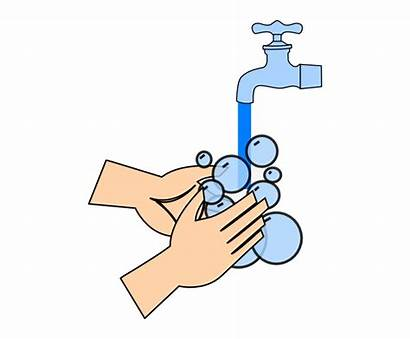 Washing Hands Clip Transparent Clipart Clker Cliparts