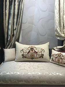 Salon Marocain Blanc : amenda decor espace deco ~ Nature-et-papiers.com Idées de Décoration