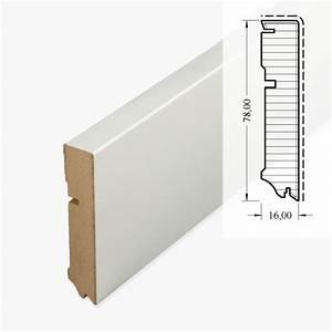 Sockelleisten Holz Weiß : cube sl 632 hoco leisten und parkett ~ Markanthonyermac.com Haus und Dekorationen