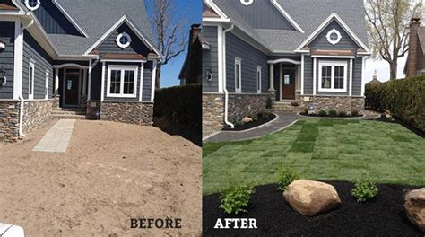 trimline landscape management lawn care rochester ny