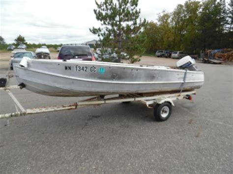 Arkansas Boats by 1969 Arkansas Traveler 14 Ft Aluminum Boat We Sell Your