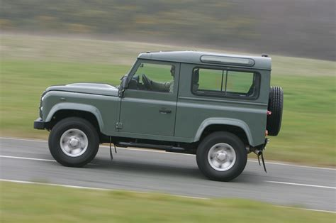 Land Rover Defender Review by Land Rover Defender Review Autocar