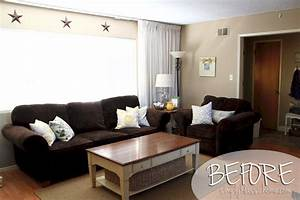 30 living room with dark brown sofa living rooms with for Black and brown furniture in living room