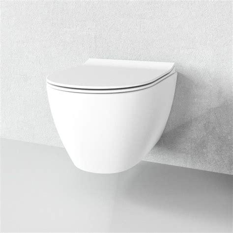 toilette weiss