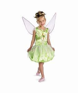 Tinkerbell Disney Kids Costume - Girls Disney Tinker Bell ...