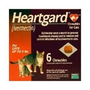 ivermectin for cats heatgard chewables cat heartworm vetrxdirect pharmacy
