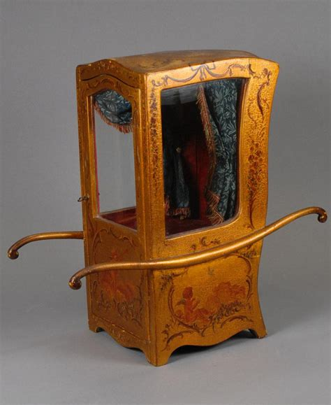 chaise a porteur chaise à porteur sedan chair for fashion dolls from