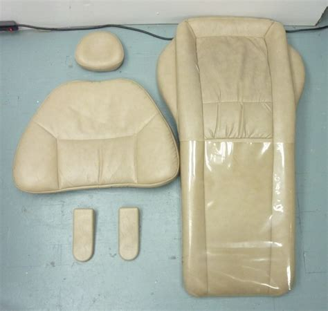 adec 1040 upholstery kit in light grey pre owned dental inc