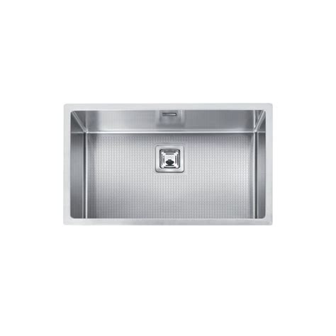 cuve evier inox sous plan mg 74 x 40 cm robinet and co evier