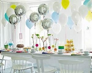 Deko Zum 1 Geburtstag : tischdeko selber machen mit diesen ideen ~ Eleganceandgraceweddings.com Haus und Dekorationen