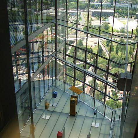 deutsche post dhl headquarters post tower  bonn germany virtual globetrotting