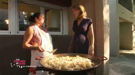 julie cuisine fr3 recette paëlla gitane arlésienne les carnets de julie