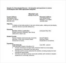 resume ms office format sle microsoft resume 9 documents in word