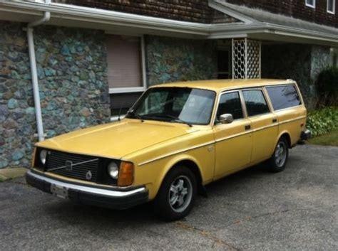 purchase   volvo  dl wagon west coast car