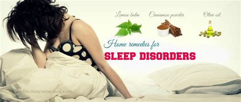 top  natural home remedies  sleep disorders  adults