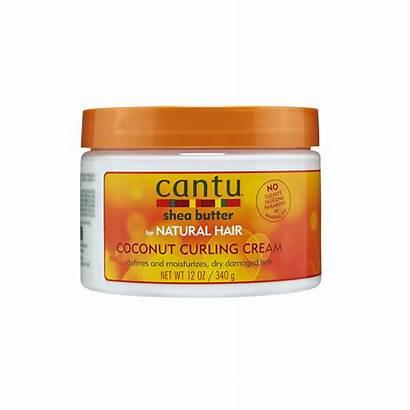 Cream Curling Coconut Cantu Natural Hair Curly