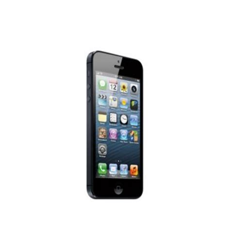 cricket wireless iphone 5 apple iphone 5 16gb smartphone cricket wireless black