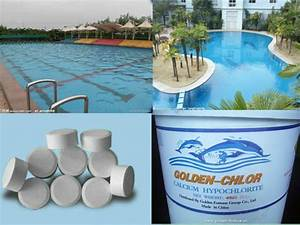 Golden-chlor Calcium Hypochlorite Water Purification ...
